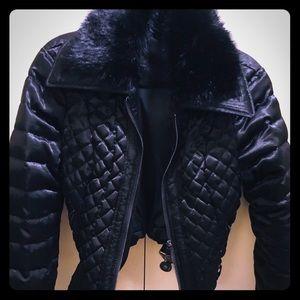Bebe coat size large